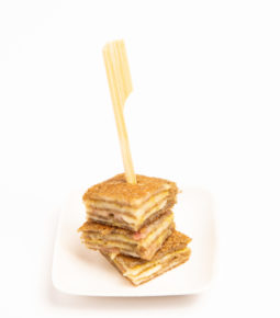 Galette sandwich